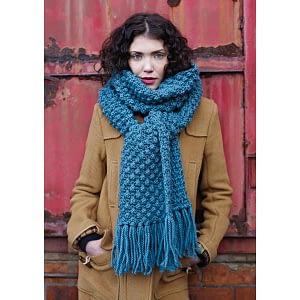 Rowan Big Wool Bubbly Scarf