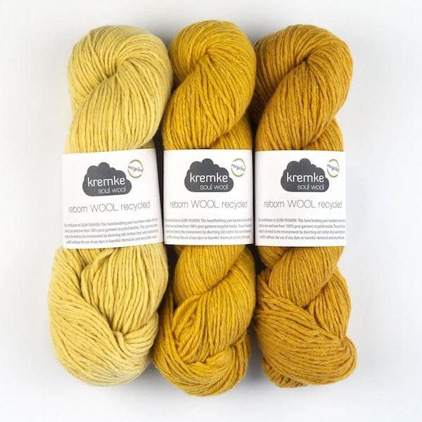 Kremke Soul Wool Reborn Wool