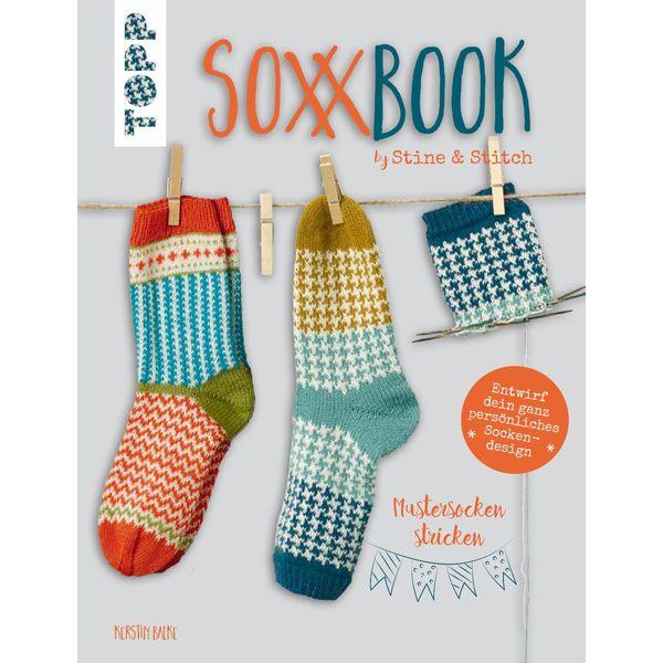 Soxxbook Stine & Stitch