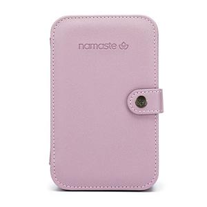 Namaste Buddy Case Groß Lavendel