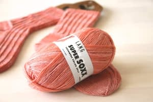 Lang Yarns Supersoxx Cashmere Color