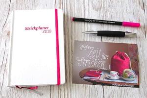 Strickmich Strickplaner 2018