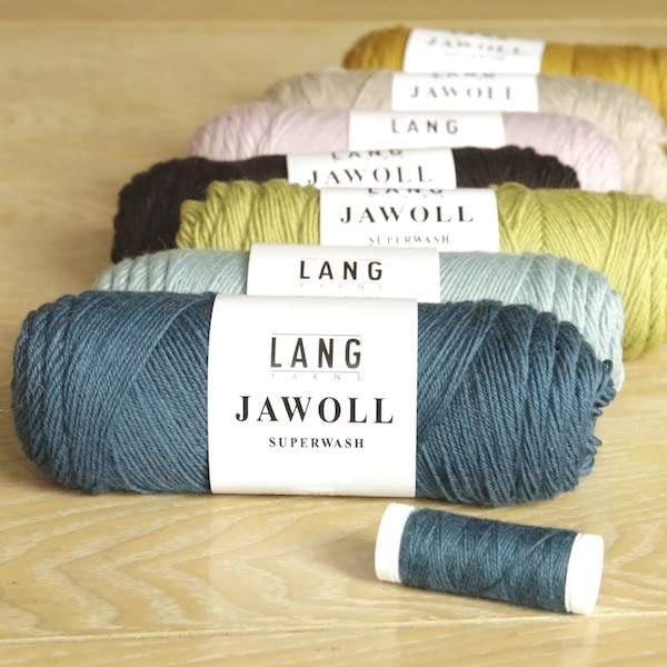 Lang Yarns Jawoll Superwash