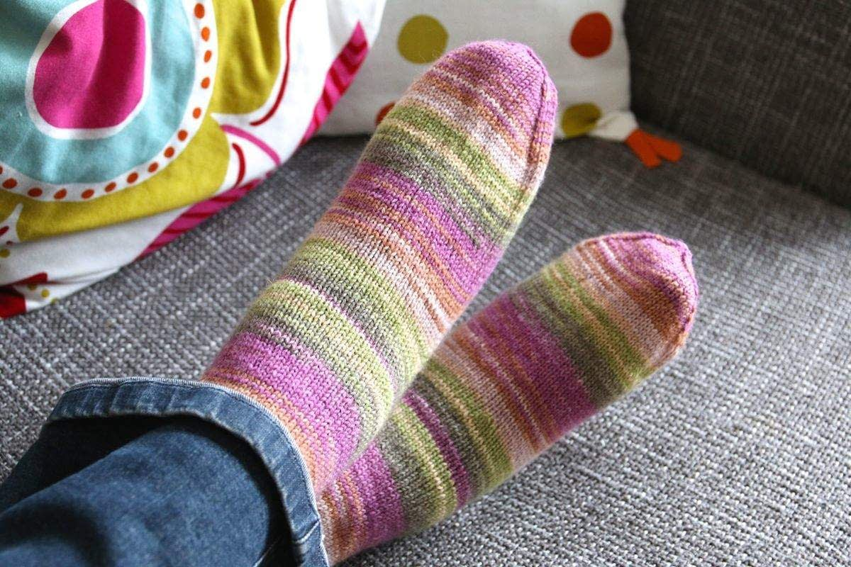 Sockenwolle von Austermann