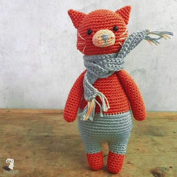 Hardicraft Pixie Cat