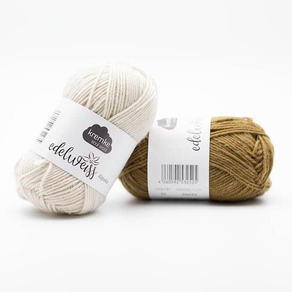Kremke Soul Wool Edelweiß