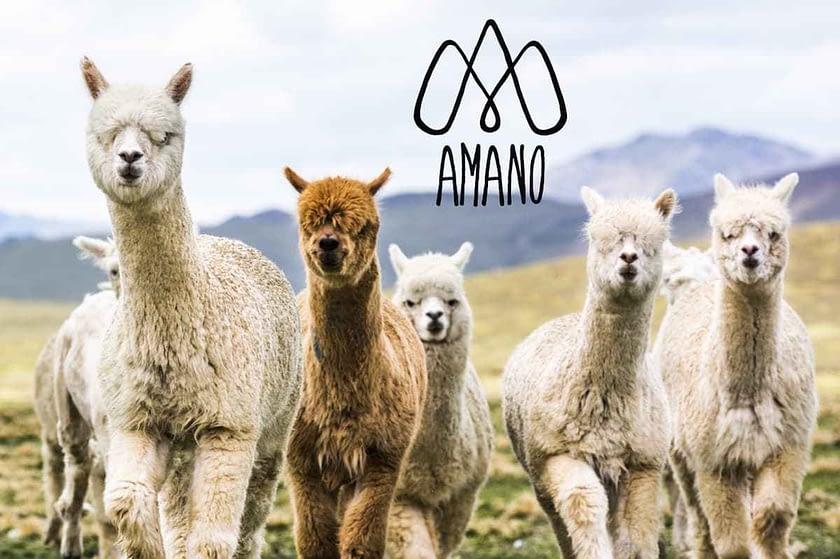 Garne von Amano