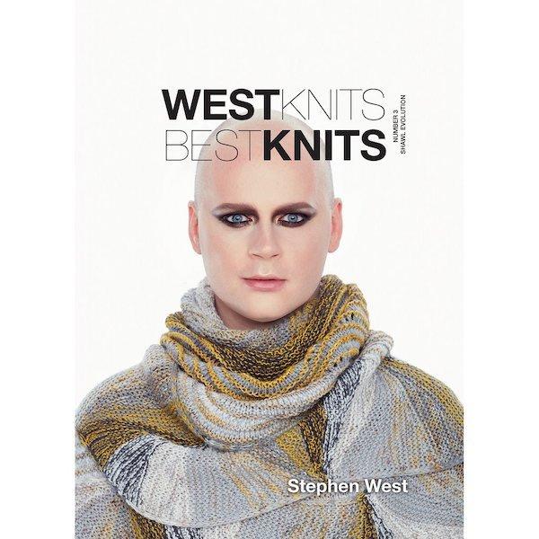 Westknits Bestknits Number 3 Shawl Evolution