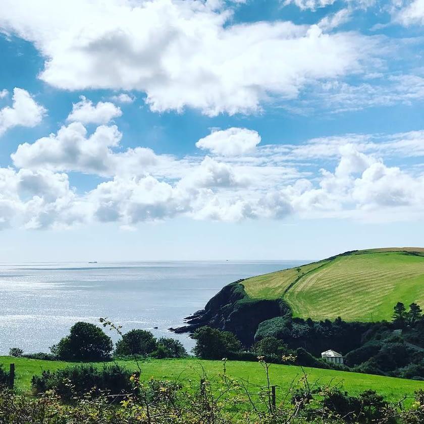 Isle of Man Küste