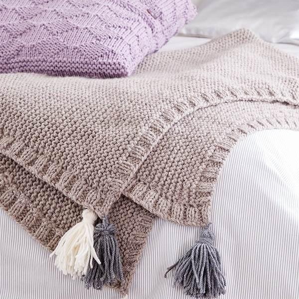 Schachenmayr Koselig Blanket