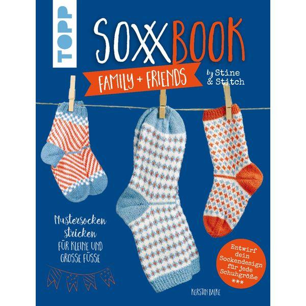Soxxbook 2 Stine & Stitch