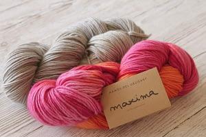 Schöne Wolle für Mützen
