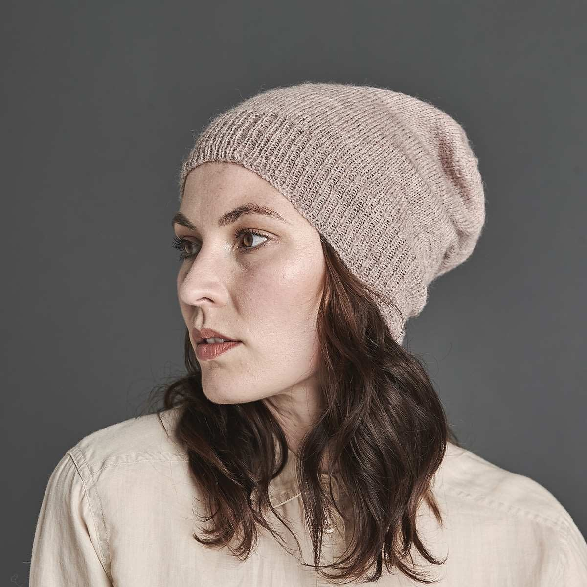 Wool Local von Erika Knight - Mütze