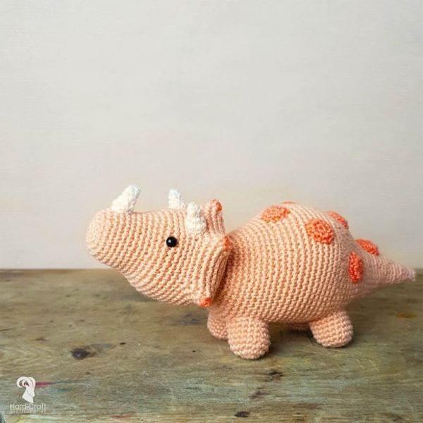 Hardicraft Dino Triceratops