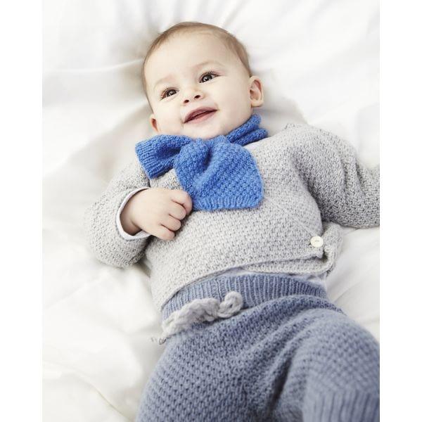 Lamana Baby 01 Wickelpullover