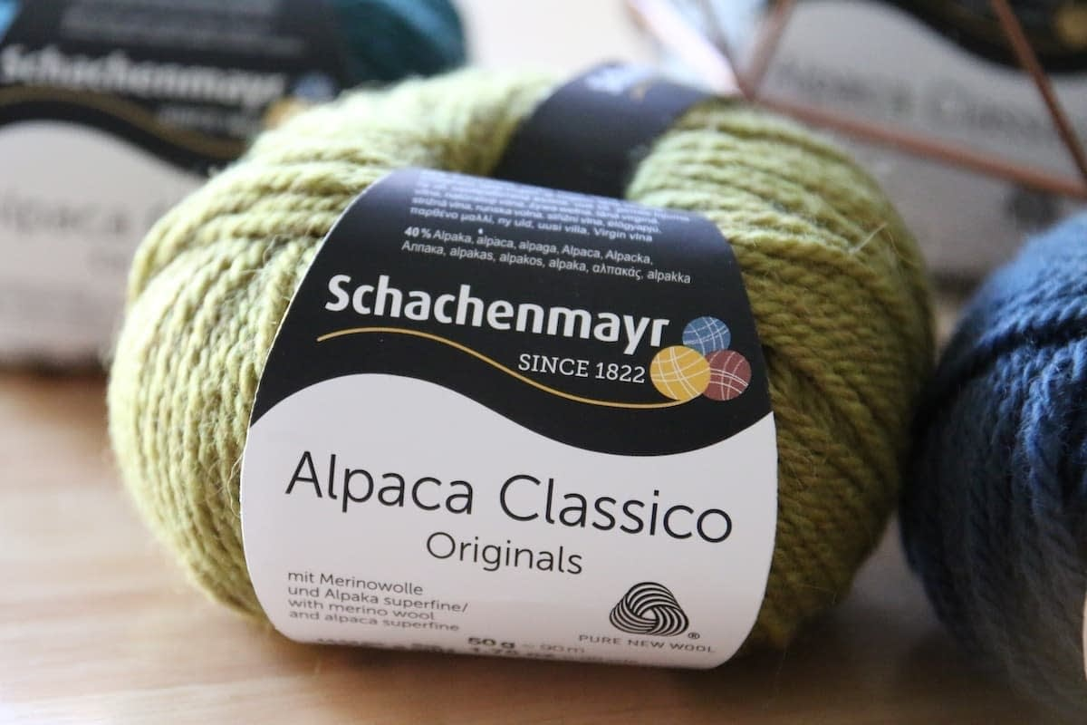 Schachenmayr Alpaca Classico Vorstellung 2