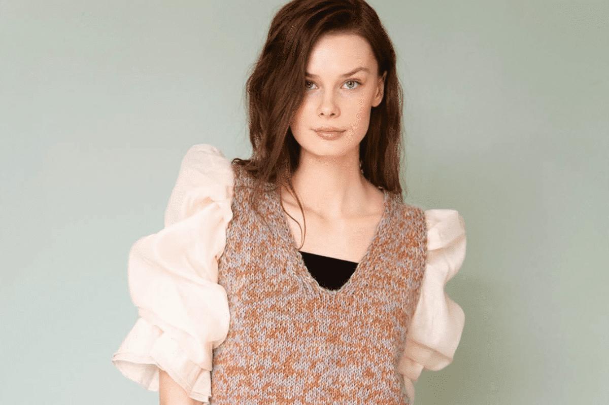 Pullunder stricken für den Herbst