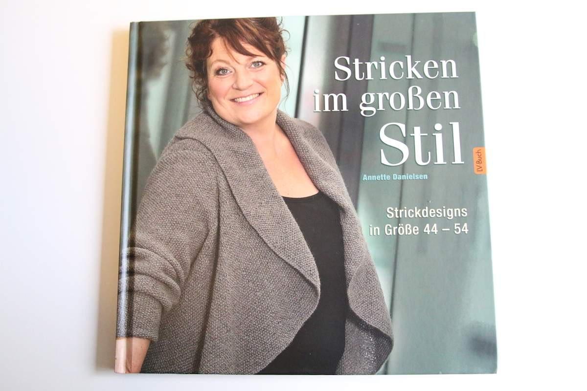Annette Danielsen – Stricken in großen Größen