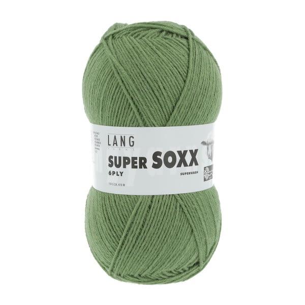Lang Yarns Super Soxx 6fach