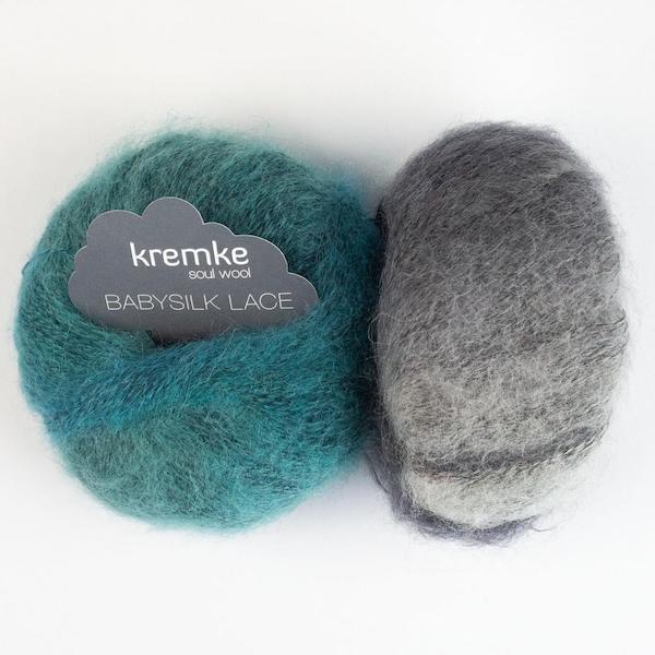 Kremke Soul Wool Baby Silky Lace