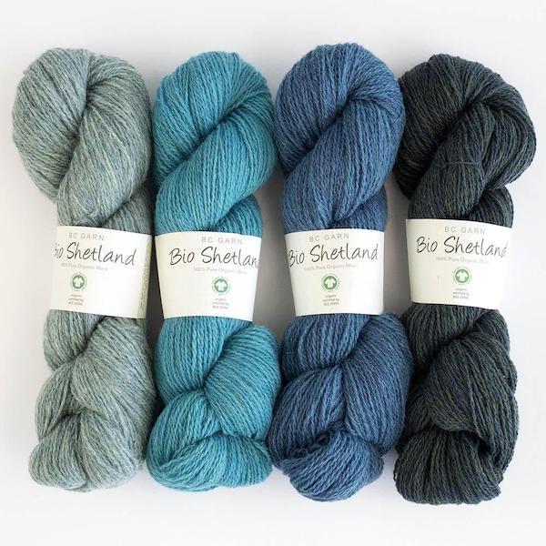 BC Garn Bio Shetland
