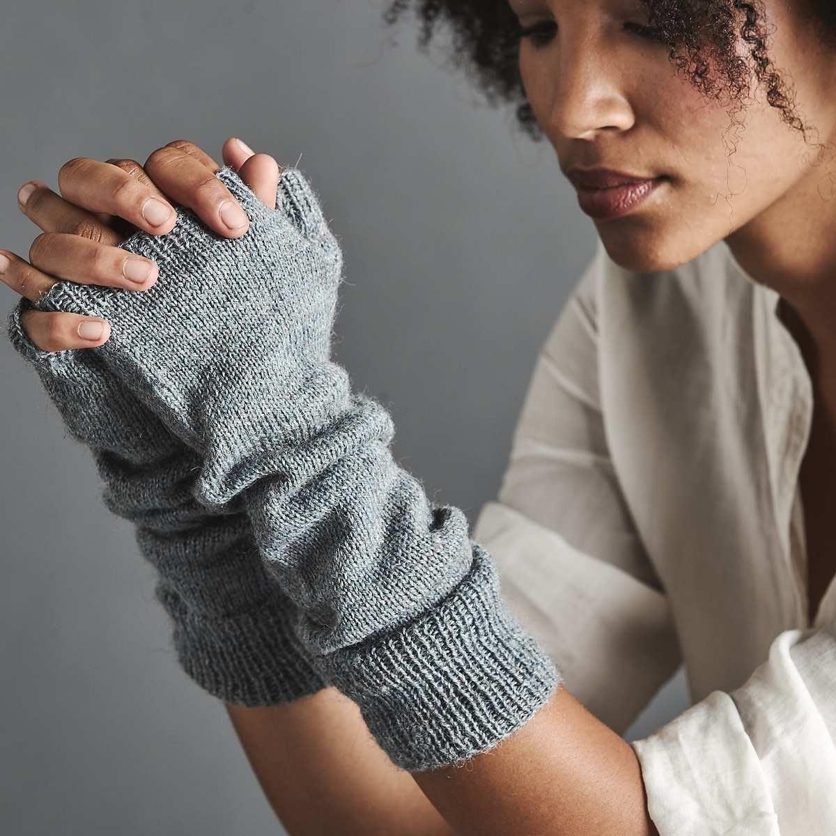 Wool Local von Erika Knight - Stulpen