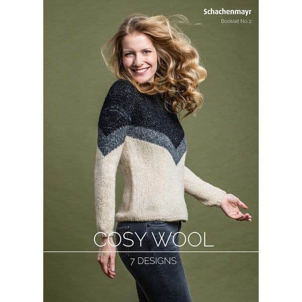 Schachenmayr Booklet No. 2 - Cosy Wool
