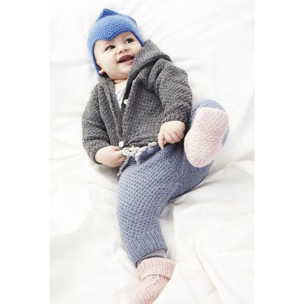 Lamana Baby 01 Muetze Jogger Puschen